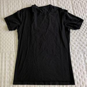 Men's Black Lululemon T-Shirt Size S